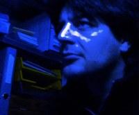 Winfried Ritsch - Portrait blue